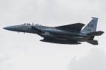 Tomo-Papaさんが、フェアフォード空軍基地で撮影したアメリカ空軍 F-15E Strike Eagleの航空フォト(写真)