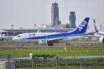 Izumixさんが、成田国際空港で撮影したANAウイングス 737-5L9の航空フォト(写真)