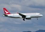 じーく。さんが、福岡空港で撮影したキャセイドラゴン A320-232の航空フォト(飛行機 写真・画像)