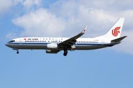 航空フォト:B-1417 中国国際航空 737-800