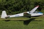 MOR1(新アカウント)さんが、木曽川滑空場で撮影した日本個人所有 ASK 13 Jubiの航空フォト(写真)