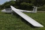 MOR1(新アカウント)さんが、木曽川滑空場で撮影した日本法人所有 ASK 23の航空フォト(写真)