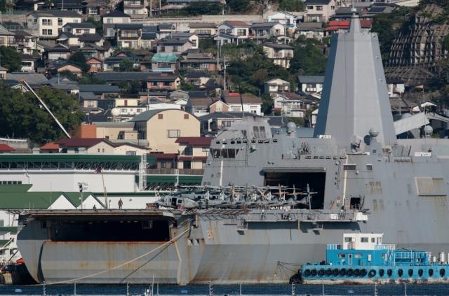 佐世保基地 - Sasebo Naval Baseで撮影された佐世保基地 - Sasebo Naval Baseの航空機写真(フォト・画像)