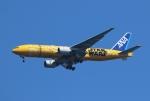 さちやちさんが、長崎空港で撮影した全日空 777-281/ERの航空フォト(写真)