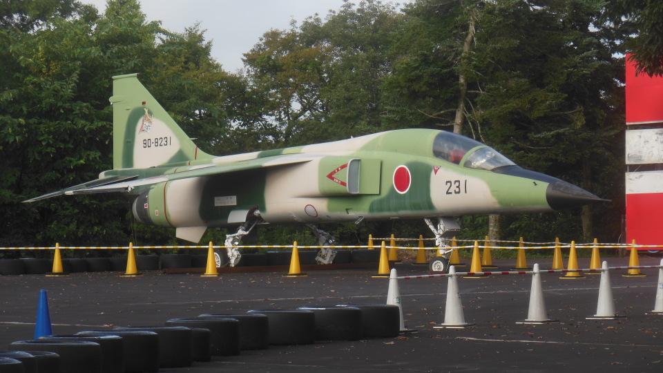 ゴンタさんの航空自衛隊 Mitsubishi F-1 (90-8231) 航空フォト