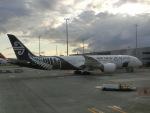 ヒロリンさんが、オークランド空港で撮影したニュージーランド航空 787-9の航空フォト(写真)