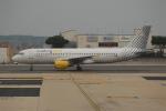 ITM58さんが、レオナルド・ダ・ヴィンチ国際空港で撮影したブエリング航空 A320-214の航空フォト(写真)