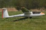 MOR1(新アカウント)さんが、長野市滑空場で撮影した長野グライダー協会 SZD-51-1 Juniorの航空フォト(写真)