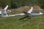MOR1(新アカウント)さんが、長野市滑空場で撮影した日本個人所有 LS8-18の航空フォト(写真)