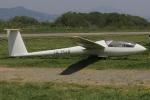 MOR1(新アカウント)さんが、長野市滑空場で撮影した日本個人所有 LS4-bの航空フォト(写真)