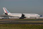 ITM58さんが、パリ シャルル・ド・ゴール国際空港で撮影したフランス空軍 A340-212の航空フォト(写真)