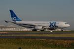 ITM58さんが、パリ シャルル・ド・ゴール国際空港で撮影したXL航空 フランス A330-243の航空フォト(写真)