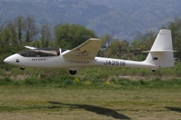 MOR1(新アカウント)さんが、長野市滑空場で撮影した長野グライダー協会 SZD-50-3 Puchaczの航空フォト(飛行機 写真・画像)