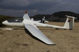 MOR1(新アカウント)さんが、浜北滑空場で撮影した日本個人所有 Discus bの航空フォト(飛行機 写真・画像)