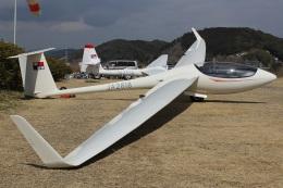 MOR1(新アカウント)さんが、浜北滑空場で撮影した日本個人所有 ASW 28-18の航空フォト(飛行機 写真・画像)