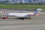 yabyanさんが、名古屋飛行場で撮影したプライベートエア G650 (G-VI)の航空フォト(飛行機 写真・画像)