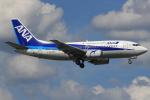 キイロイトリさんが、福岡空港で撮影したANAウイングス 737-5L9の航空フォト(写真)