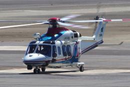 yabyanさんが、名古屋飛行場で撮影した三重県防災航空隊 AW139の航空フォト(飛行機 写真・画像)
