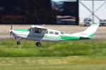 yabyanさんが、名古屋飛行場で撮影したアドバンス・エア・スポーツ T207A Turbo Stationair 7の航空フォト(写真)