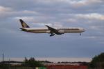 airdrugさんが、成田国際空港で撮影したシンガポール航空 777-312/ERの航空フォト(写真)
