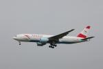 OS52さんが、成田国際空港で撮影したオーストリア航空 777-2Z9/ERの航空フォト(写真)