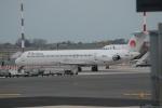 ITM58さんが、レオナルド・ダ・ヴィンチ国際空港で撮影したメリディアーナ MD-82 (DC-9-82)の航空フォト(写真)