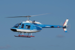 yabyanさんが、名古屋飛行場で撮影した中日本航空 206B JetRanger IIの航空フォト(飛行機 写真・画像)