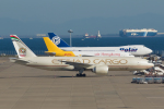 ストロベリーさんが、中部国際空港で撮影したエティハド航空 777-FFXの航空フォト(写真)