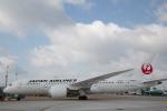 BENKIMAN-ENLさんが、タンソンニャット国際空港で撮影した日本航空 787-8 Dreamlinerの航空フォト(写真)