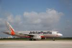 BENKIMAN-ENLさんが、タンソンニャット国際空港で撮影したジェットスター・パシフィック A320-232の航空フォト(写真)