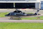yabyanさんが、名古屋飛行場で撮影した警視庁 A109S Trekkerの航空フォト(飛行機 写真・画像)