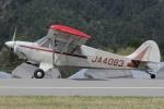 MOR1(新アカウント)さんが、飛騨エアパークで撮影した日本個人所有 A-1 Huskyの航空フォト(写真)