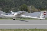 MOR1(新アカウント)さんが、飛騨エアパークで撮影した日本個人所有 DG-300 Clubの航空フォト(写真)
