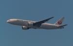 asuto_fさんが、博多港で撮影した日本航空 777-289の航空フォト(写真)