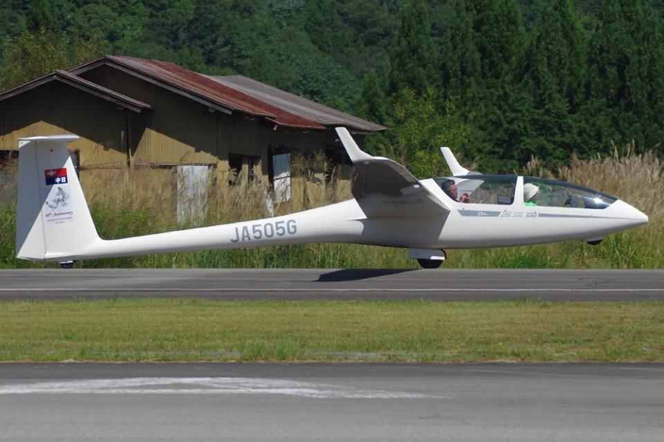 MOR1(新アカウント)さんの日本個人所有 Elan DG-500/505 (JA505G) 航空フォト