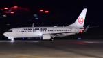 にっしーさんが、高松空港で撮影した日本航空 737-846の航空フォト(写真)