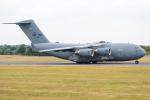 Tomo-Papaさんが、フェアフォード空軍基地で撮影した北大西洋条約機構 C-17A Globemaster IIIの航空フォト(写真)