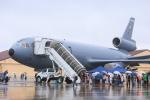 武彩航空公司(むさいえあ)さんが、横田基地で撮影したアメリカ空軍 KC-10A Extender (DC-10-30CF)の航空フォト(写真)