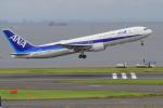 武彩航空公司(むさいえあ)さんが、羽田空港で撮影した全日空 767-381/ERの航空フォト(写真)