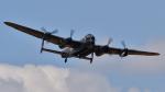 PaveHawk_Golfさんが、フェアフォード空軍基地で撮影したIWM Duxford 683 Lancaster B1の航空フォト(写真)