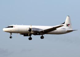 voyagerさんが、バンクーバー国際空港で撮影したKelowna Flightcraft Air Charterの航空フォト(写真)