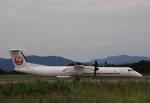 さちやちさんが、長崎空港で撮影した琉球エアーコミューター DHC-8-402Q Dash 8 Combiの航空フォト(写真)