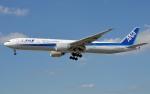 IL-18さんが、ロンドン・ヒースロー空港で撮影した全日空 777-381/ERの航空フォト(写真)