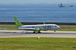 we love kixさんが、神戸空港で撮影したソラシド エア 737-86Nの航空フォト(写真)
