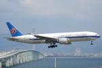 セブンさんが、関西国際空港で撮影した中国南方航空 777-21B/ERの航空フォト(飛行機 写真・画像)