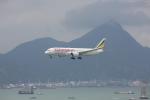 BENKIMAN-ENLさんが、香港国際空港で撮影したエチオピア航空 787-8 Dreamlinerの航空フォト(写真)