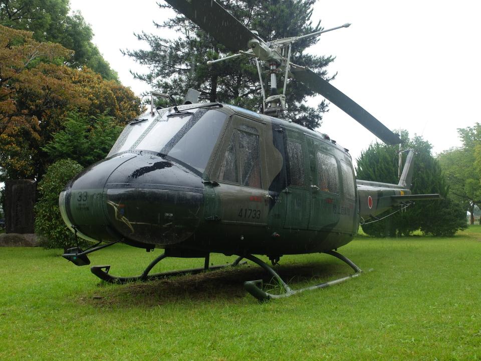 Smyth Newmanさんの陸上自衛隊 Fuji UH-1H (41733) 航空フォト