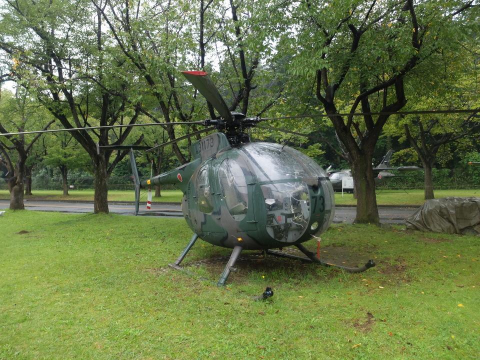 Smyth Newmanさんの陸上自衛隊 Kawasaki OH-6D (31173) 航空フォト