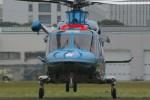 Smyth Newmanさんが、立川飛行場で撮影した警視庁 AW139の航空フォト(写真)