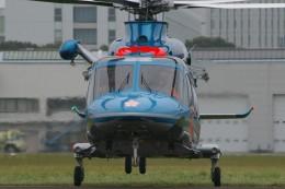 Smyth Newmanさんが、立川飛行場で撮影した警視庁 AW139の航空フォト(飛行機 写真・画像)